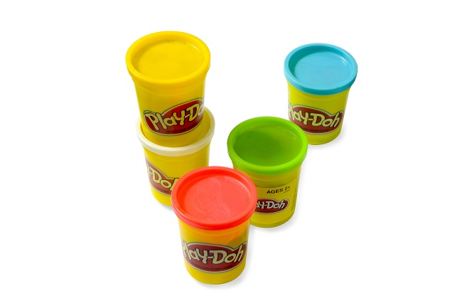 Play Doh for Selling Board Games