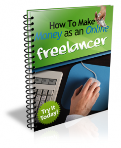 How to Make Money as an Online Freelancer